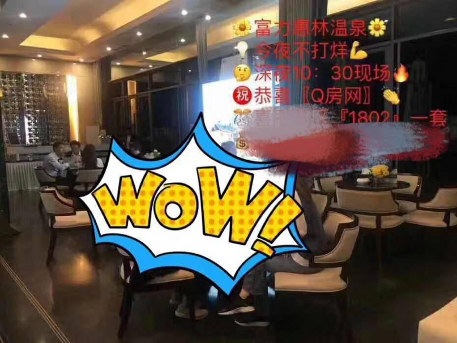 惠林温泉别墅买房骗局?95-125平 180万起30套限量发售