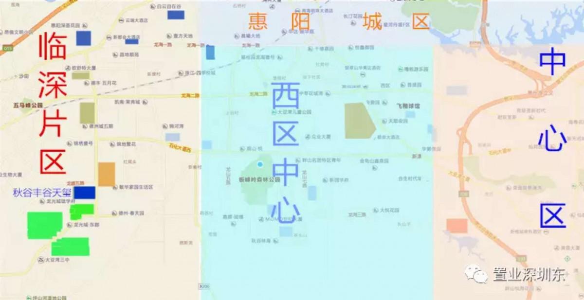 惠州大亚湾丰谷·天玺花园开发商剖析?开盘备案价户型图楼盘位置在哪里?