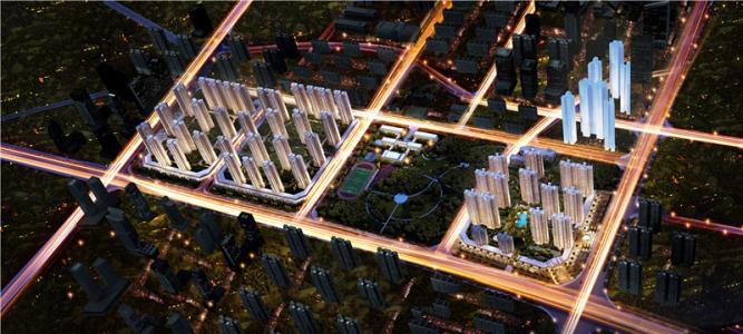 惠阳德威花园城可以首付3成 解密9栋楼盘备案价。