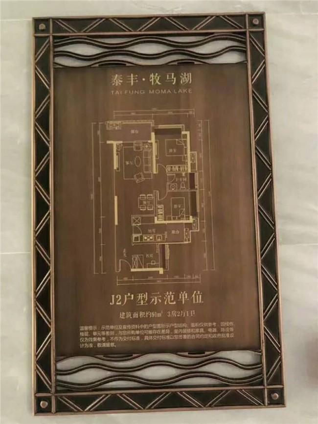 惠州大亚湾泰丰牧马湖堪称万达广场最近高端楼盘?
