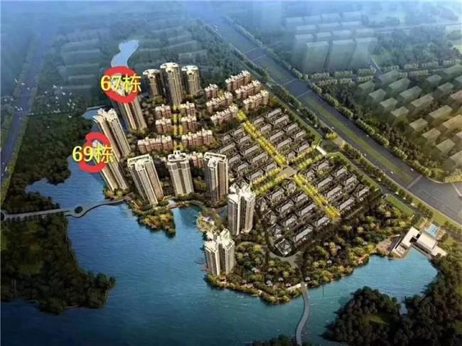 大亚湾泰丰牧马湖实景视频 小高层13000均价在售