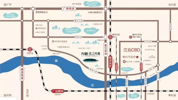 惠州博罗四合院方圆东江月岛别墅户型图好吗,怎么样?