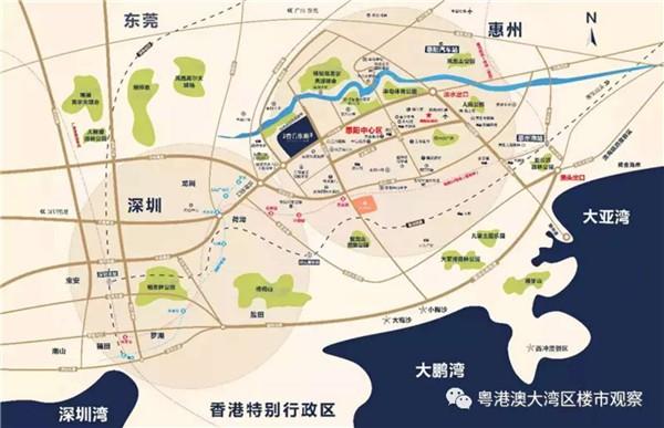惠州白云新城壹方水榭开发商源通实业捐赠的惠阳淡水第九小学开学
