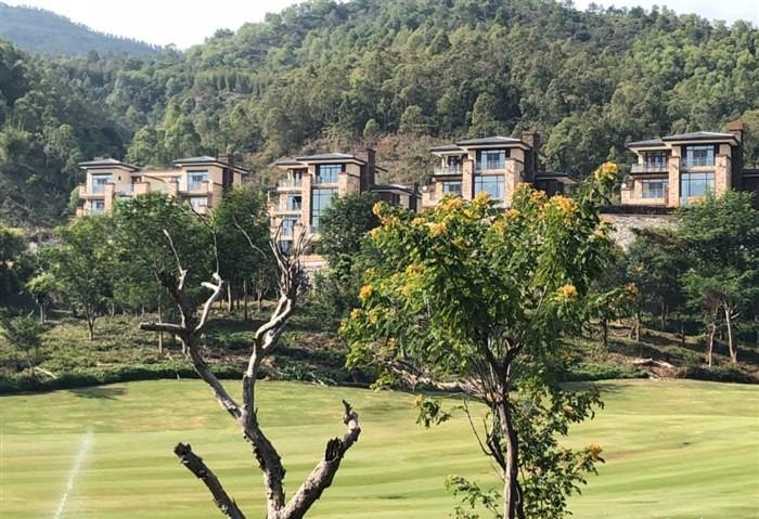 惠州富力惠林温泉高尔夫别墅不利因素分析,230万可以买到? 骗局是怎么回事?