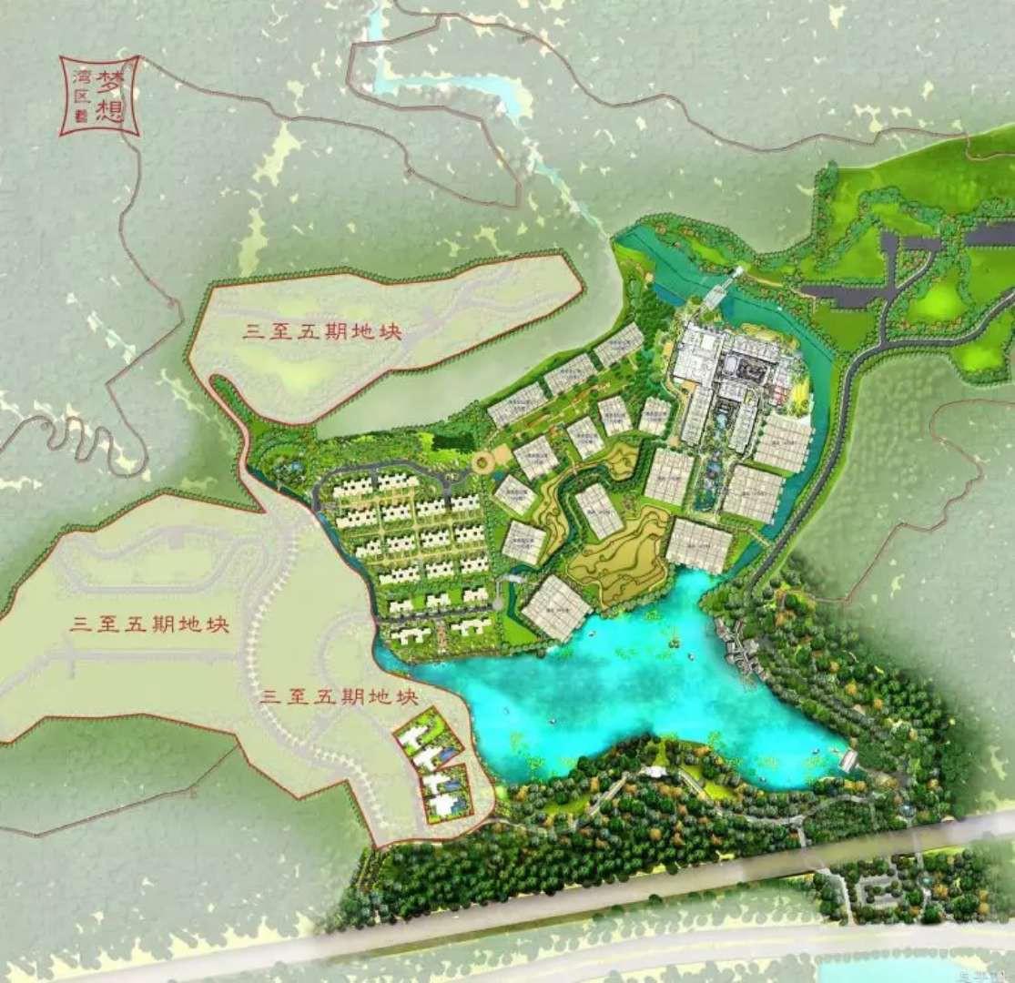 南京汤泉镇地图