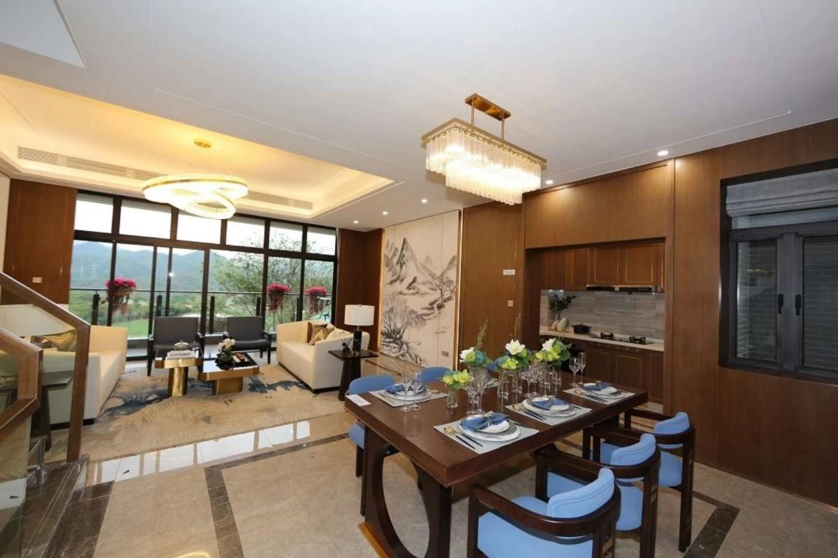 惠东巽寮湾星河山海半岛十大购买理由 125-137 平,靠山观海墅在售