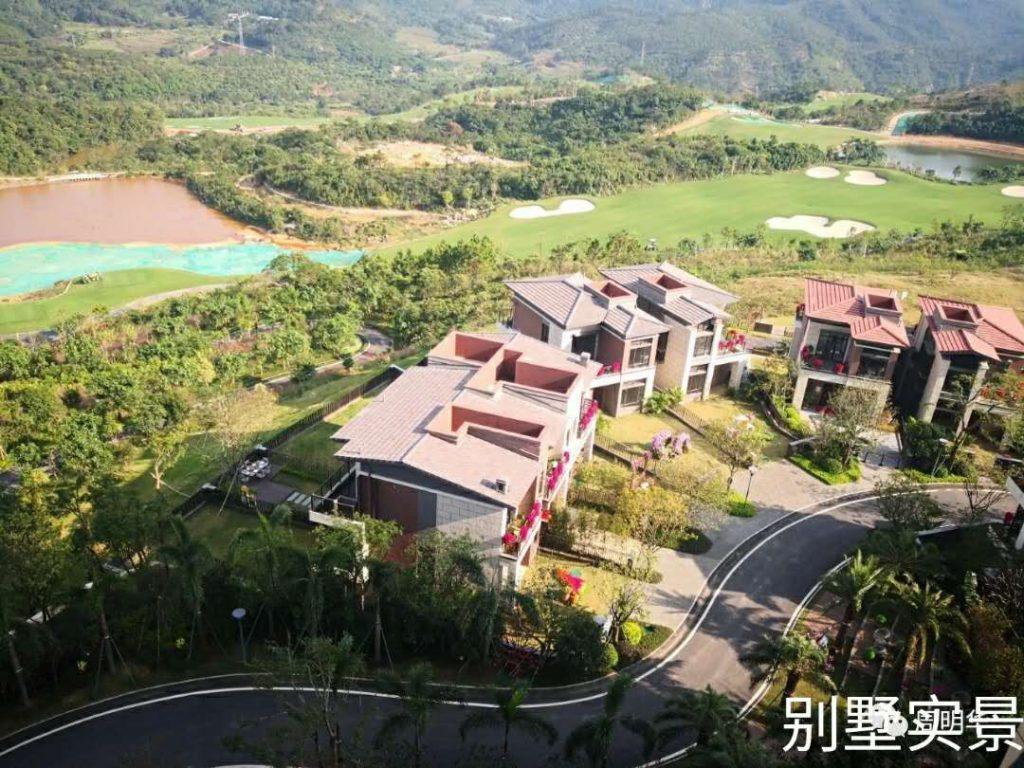惠州山林湖海高尔夫别墅 星河山海半岛 精装才260万 为什么这么便宜?