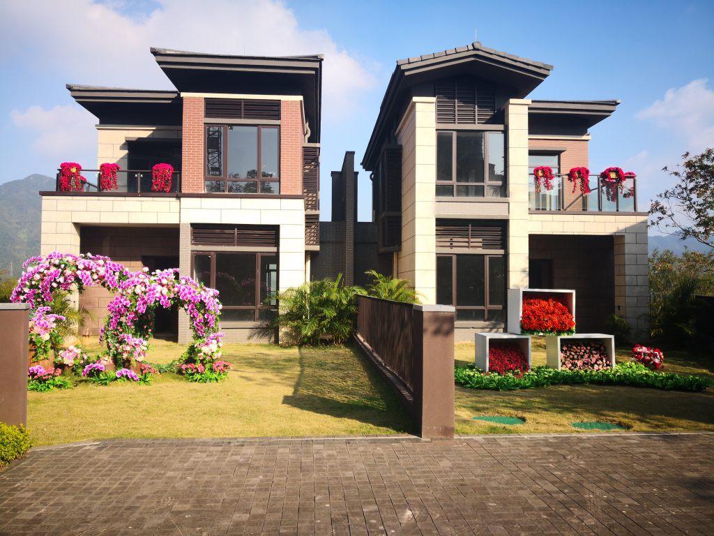 惠州哪个别墅最便宜性价比最高,看过富力惠林温泉,星河山海半岛哪个好?