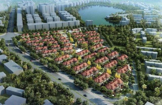 星汇翠峰新亚洲风格别墅 ,距离深圳龙华最近的纯别墅 最新价格单价1.5万起
