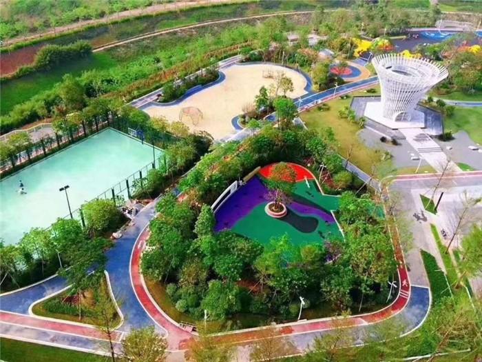 惠阳寨背中洲公园城内部价多少钱 有什么优劣,为什么卖的那么好?