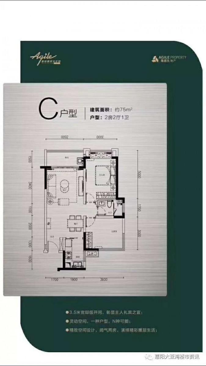 惠州惠阳雅居乐花园四期在售价格内部员工折扣?10900元/平精装降价了吗