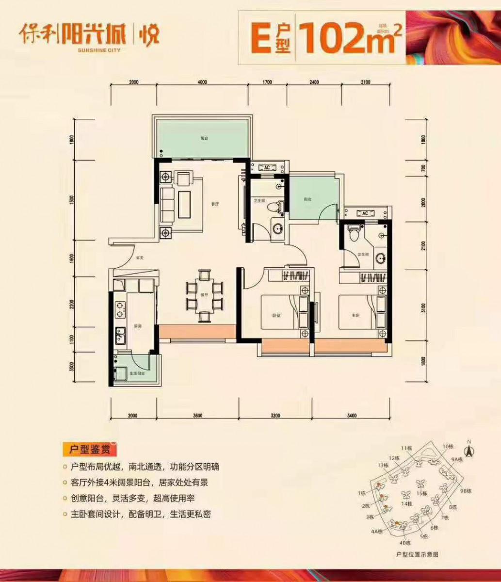 惠阳淡水临深 14号地铁沿线保利阳光城四期小户型图不错,新推带公立学校。