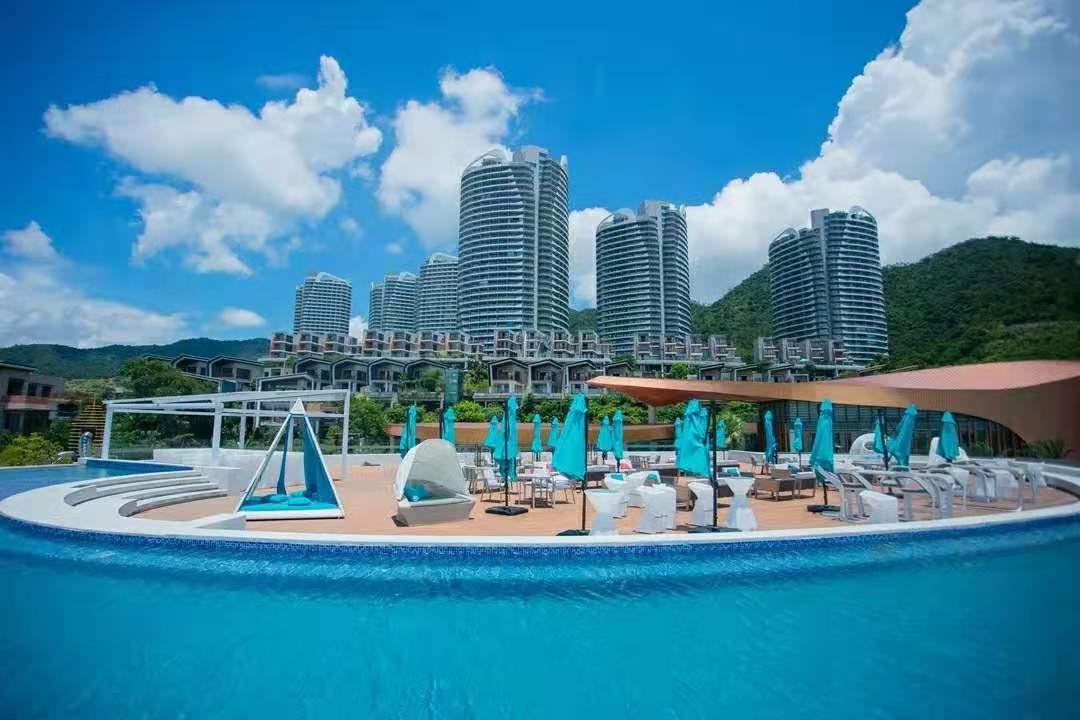 九铭屿海别墅多少钱,惠州巽寮湾还有哪些合院海景别墅?