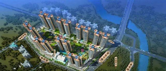 惠州大亚湾碧桂园城央印象(备案名:华城鹭鸣堤岸花园)备案价比公园上城泰丰枫林岸还高?